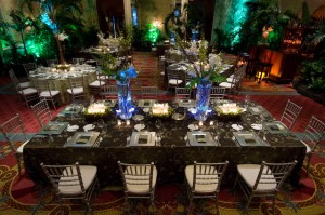 One of the Corporate Events displayed on Cesar Garza's website