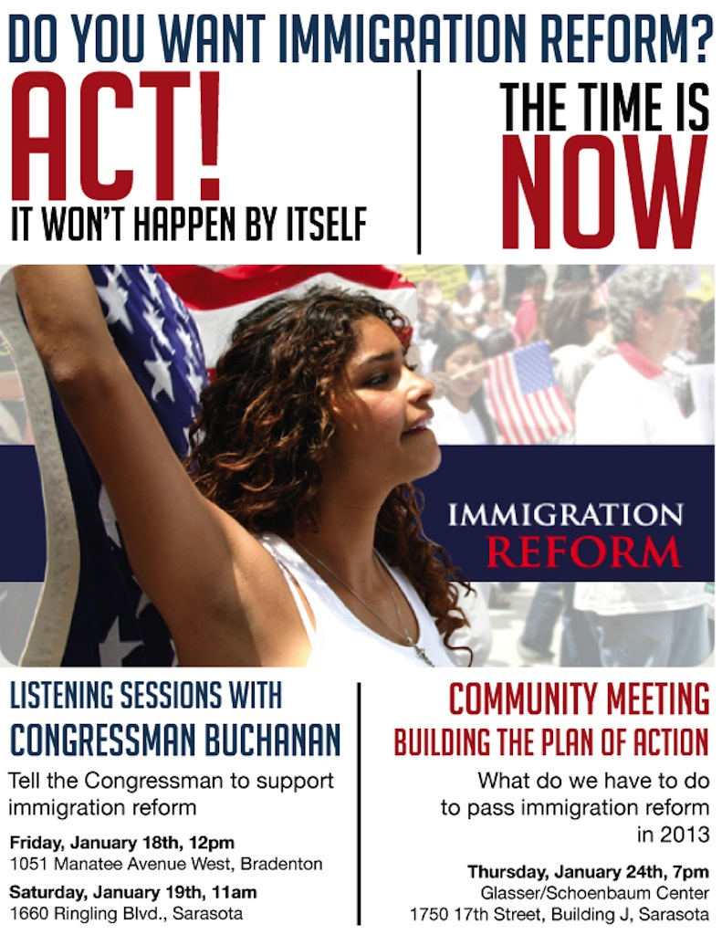 UnidosNow Immigration Reform