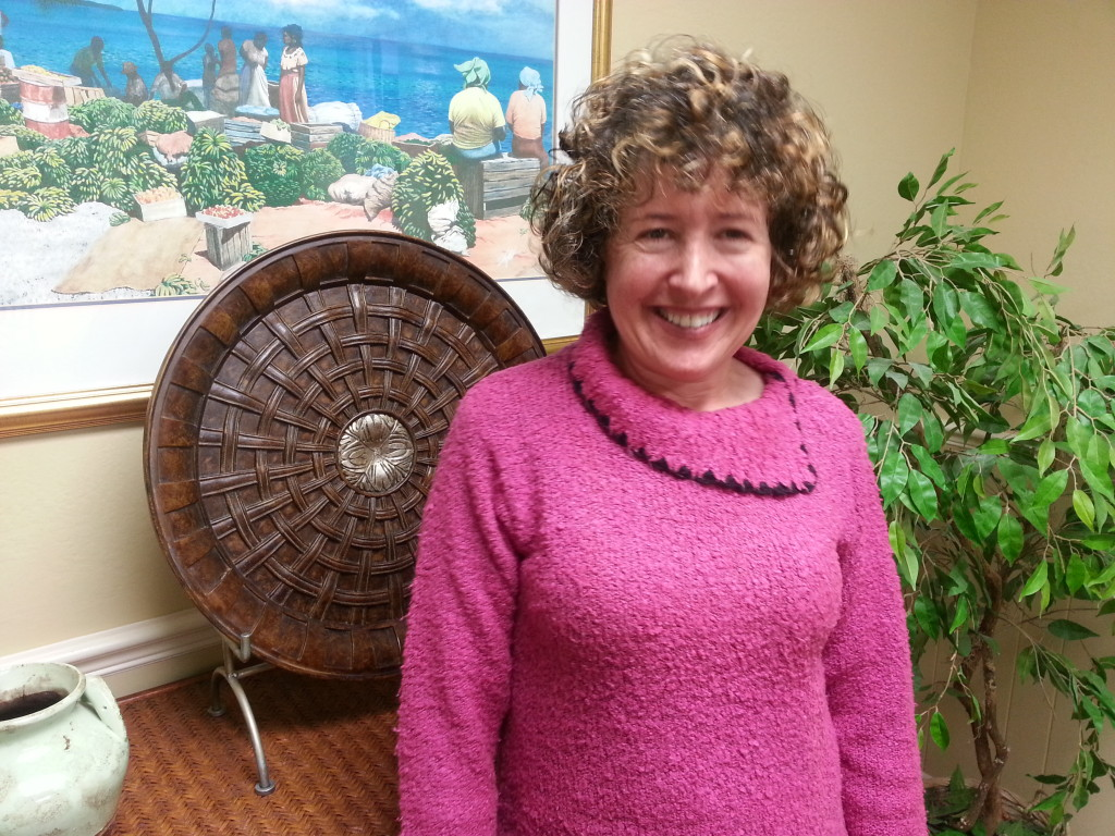 Sarasota Speech Pathologist Marcia Hoodwin