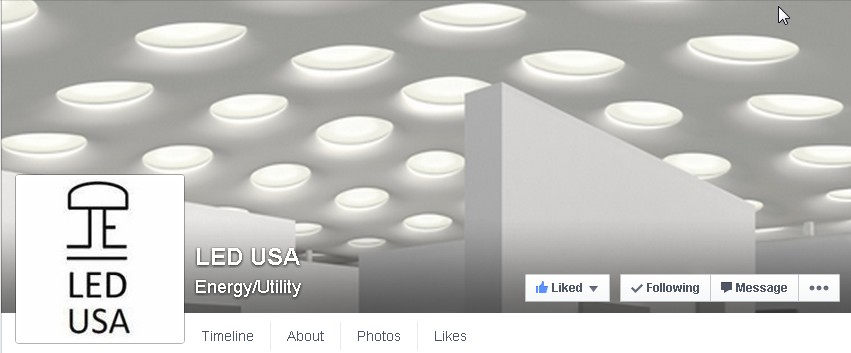 Discover LED USA on Facebook